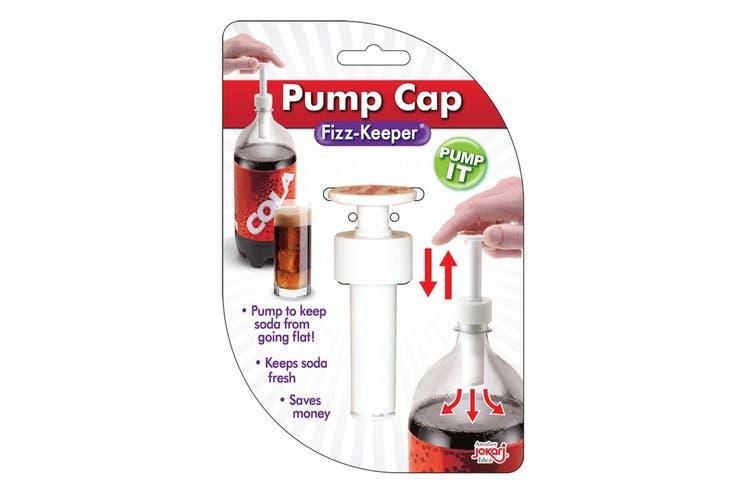 Jakari Pump Cap Fizz Keeper