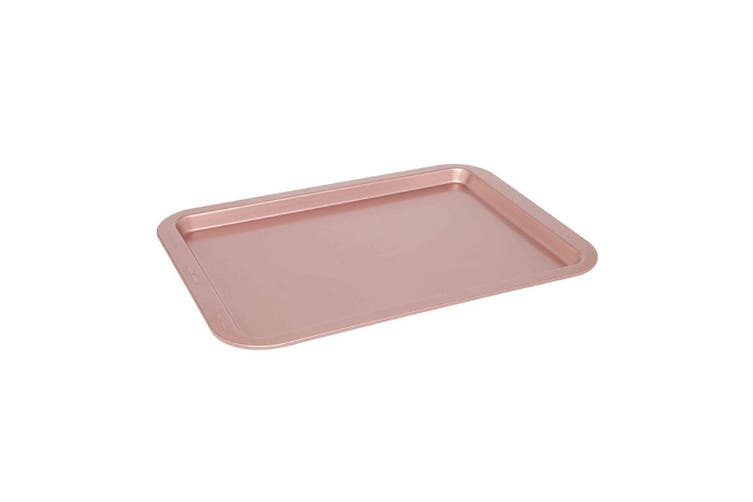Wiltshire Rose Gold Non Stick Cookie Sheet 33.5 x 24cm