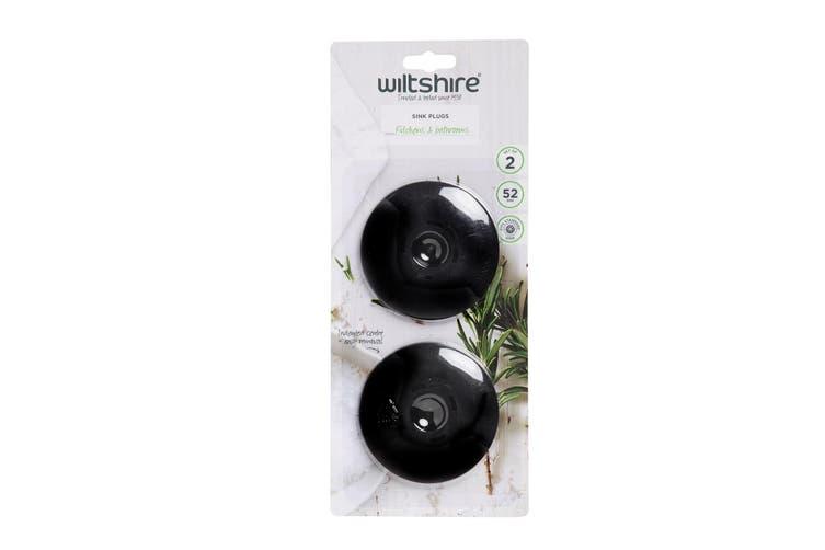 Wiltshire Sink Plugs - Set Of 2