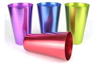 Tumblers To Go - Set Of 4