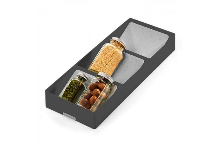 Mademsart Spice Drawer Organiser - Grey