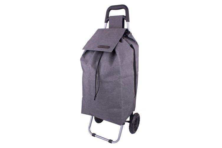 Sprint Shopping Trolley Charcoal Grey