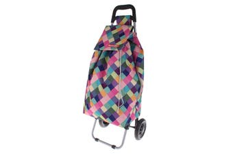 Sprint Shopping Trolley - Harlequin