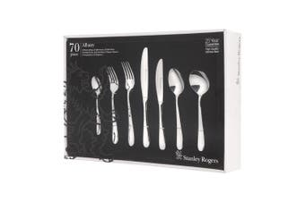 Stanley Rogers 70 Piece Albany Cutlery Gift Box Set