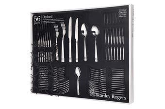 Stanley Rogers 56 Piece Oxford Cutlery Gift Boxed Set
