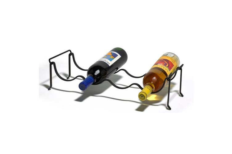 Spectrum Ashley Stacking 4 Bottle Wine Rack