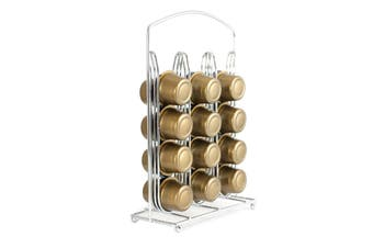 Wiltshire Caffitaly And Map Coffee Capsule Holder - Hold 30 Capsules
