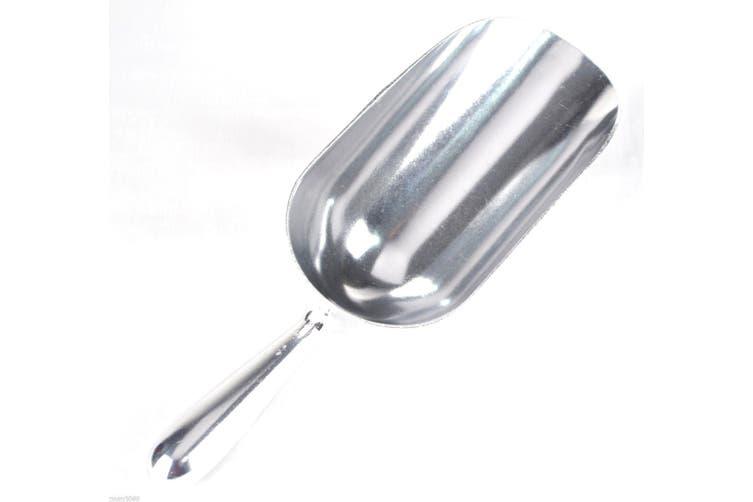 Aluminium Scoops 340Ml/12Oz Each - Set Of 4