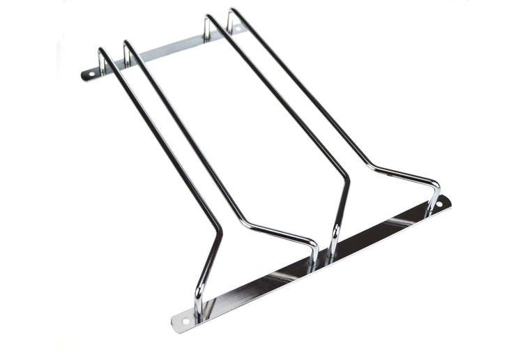 Double Glass Rack - 28Cm Long