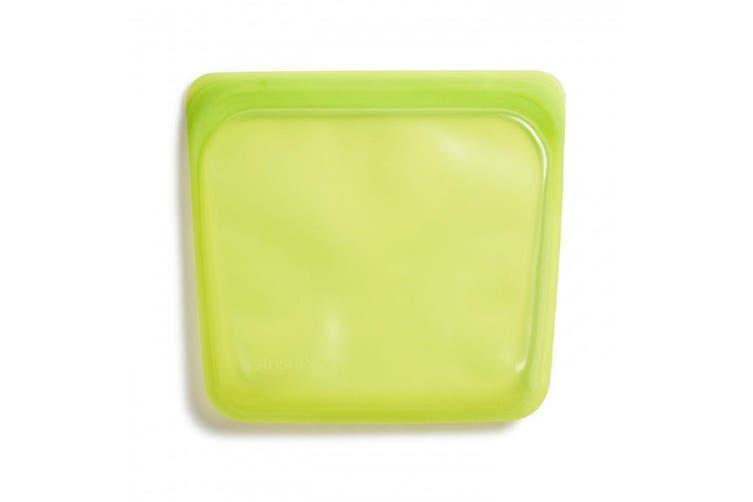 Stasher Reusable Sandwich Bag 450ml Lime