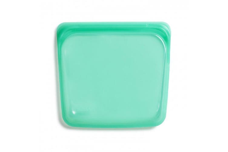 Stasher Reusable Sandwich Bag 450ml Jade