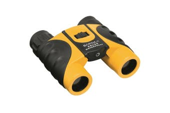 Barska Binocular 10 x 25mm Colorado Yellow Waterproof Compact