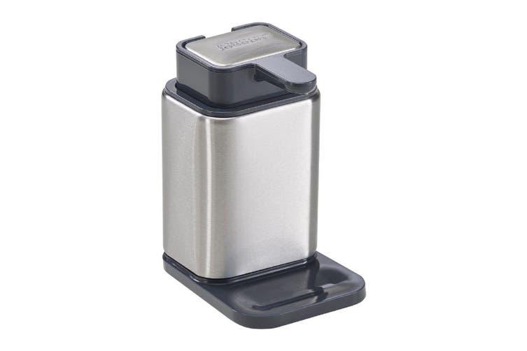 Joseph Joseph Stainless Steel Soap Pump & Bar Set
