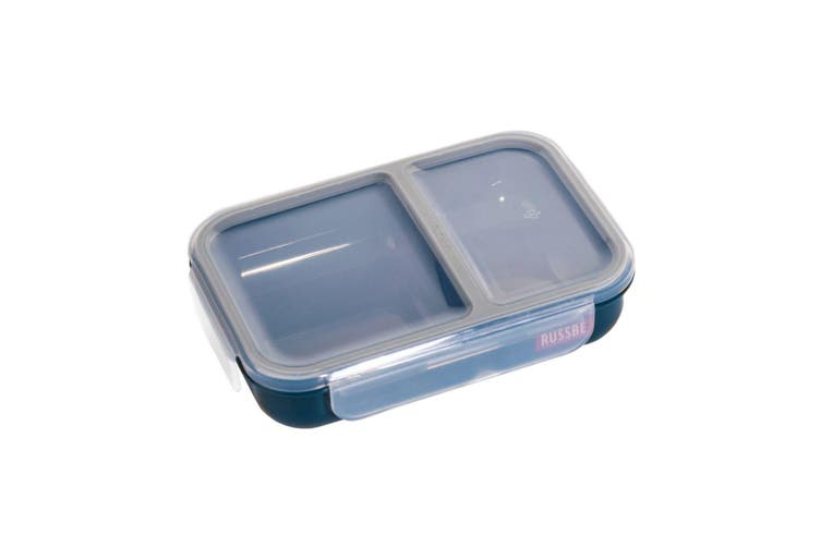 Russbe Bento Lunch Box Navy 680ml