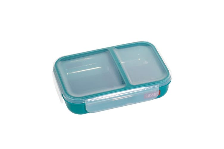 Russbe Bento Lunch Box Teal 680ml