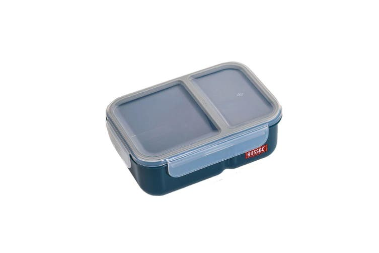 Russbe Bento Lunch Box Navy 1.1L