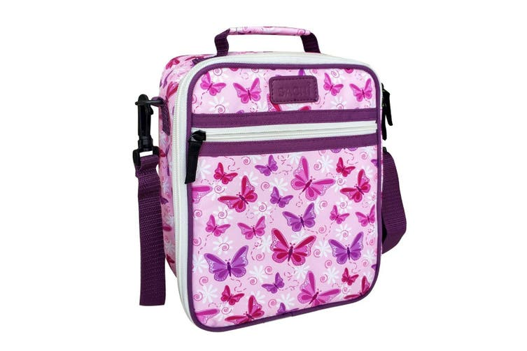 Sachi Lunch Tote - Butterflies