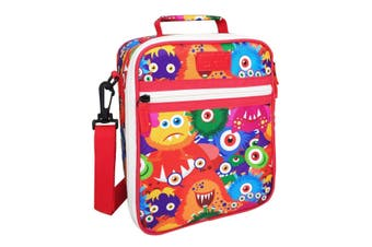 Sachi Lunch Tote Monsters