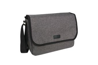 Sachi Insulated Lunch Satchel Grey