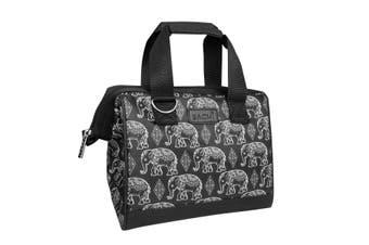New Sachi Insulated Lunch Bag Bohemian Elephants