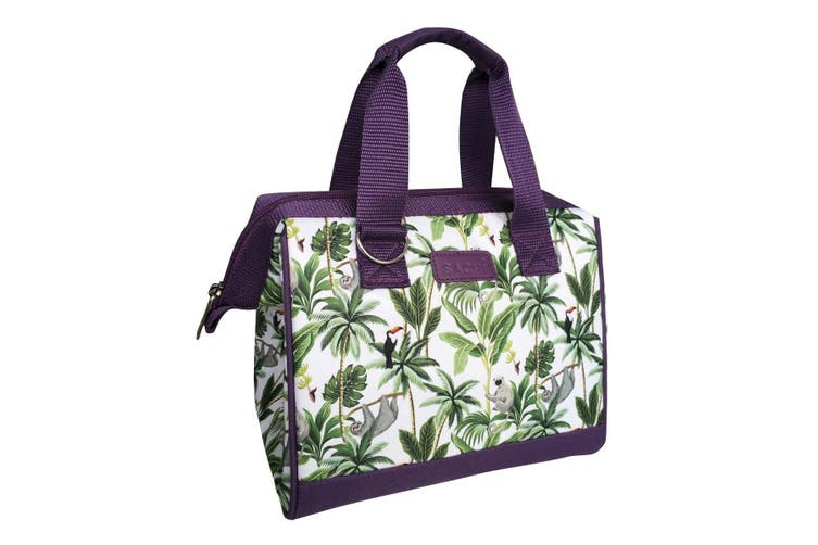 New Sachi Insulated Lunch Bag Jungle Friends