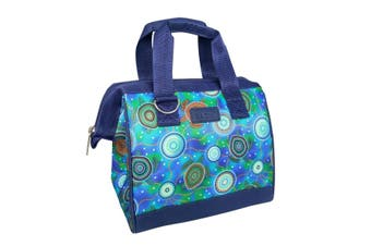 New Sachi Insulated Lunch Bag  Sea Turtles