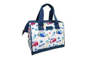 New Sachi Insulated Lunch Bag Summer Vibe