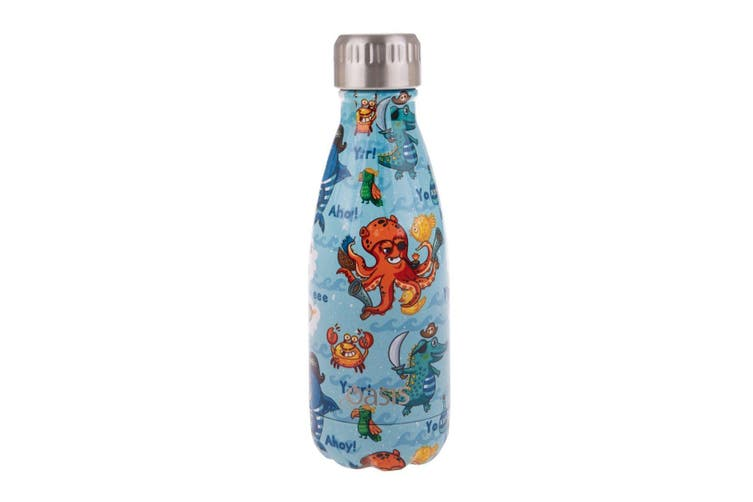 Oasis Drink Bottle 350ml Pirate Island