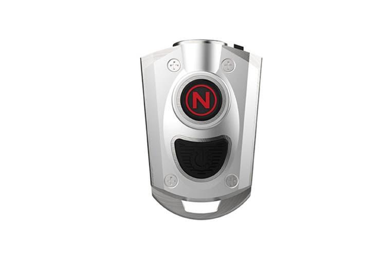 Nebo Mycro Keychain Flashlight Silver