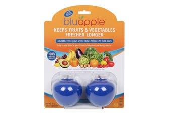 BluApple Classic Fruit & Vegetable Life Extender 2 Blue Apples