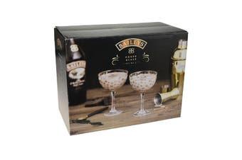 Baileys Coupe Glass Set 2