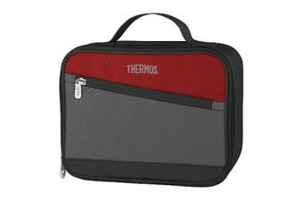 Thermos Essentials Soft Lunch Kit - Cranberry