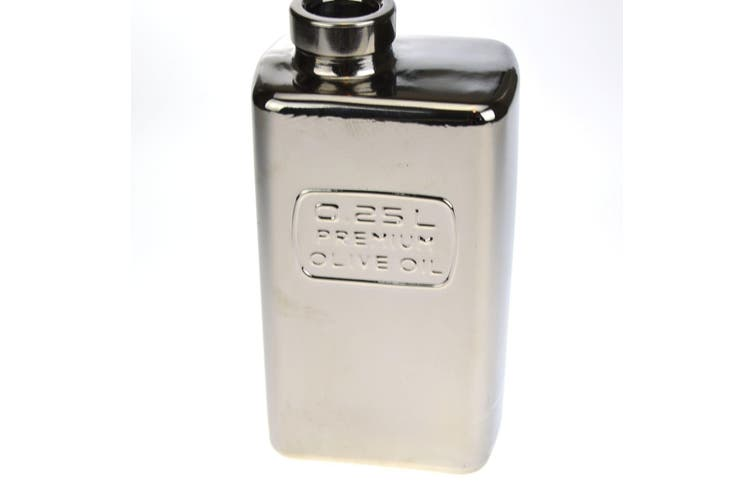 Luigi Bormioli Precious Glass Olive Oil Bottle 250Ml
