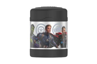Thermos Funtainer Stainless Steel 290ml Food Container Marvel Avengers