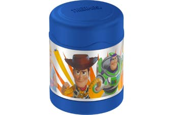 Thermos Funtainer Stainless Steel 290ml Food Container Toy Story