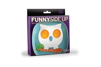 Fred Funny Side Up Owl Egg Ring