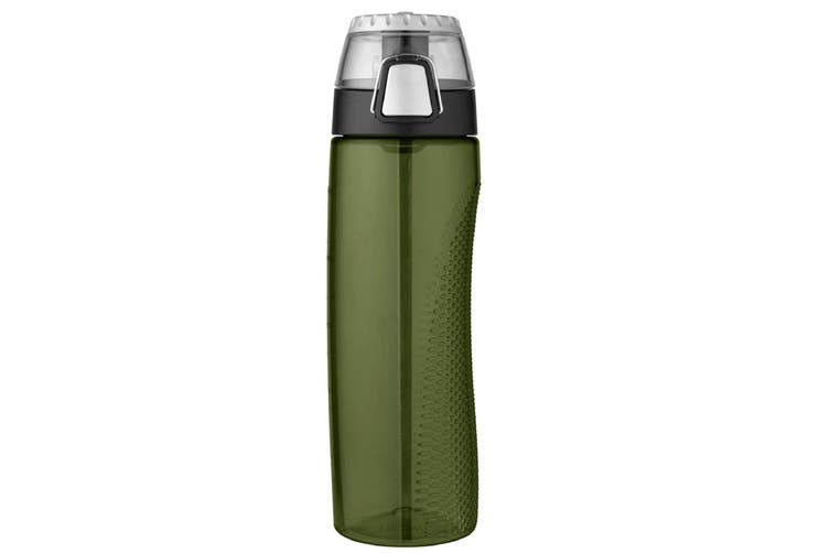 Thermos 710ml Drink Bottle - Olive Green