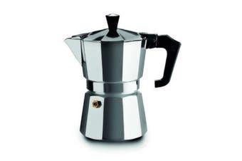 Pezzetti Italexpress Moka Espresso Coffee Maker - 3 Cup