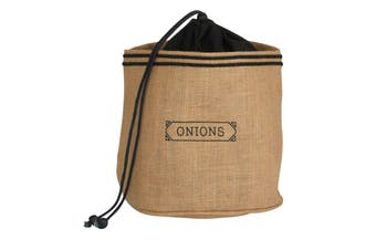 Pantry Onion Hessian Preserving Bag