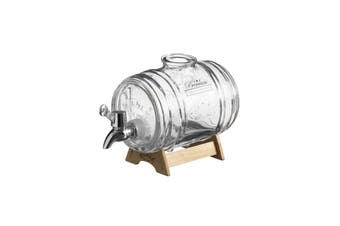 Kilner 1 Litre Barrel Dispenser
