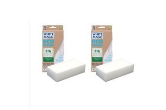 White Magic Eco Eraser Big 2 Packs