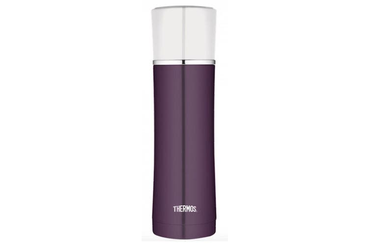 Thermos 470Ml Insulated Drink Bottle - Plum