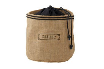 Garlic Hessian Preserving Bag