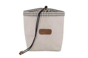 Academy Woolf Canvas Onion Storage Bag