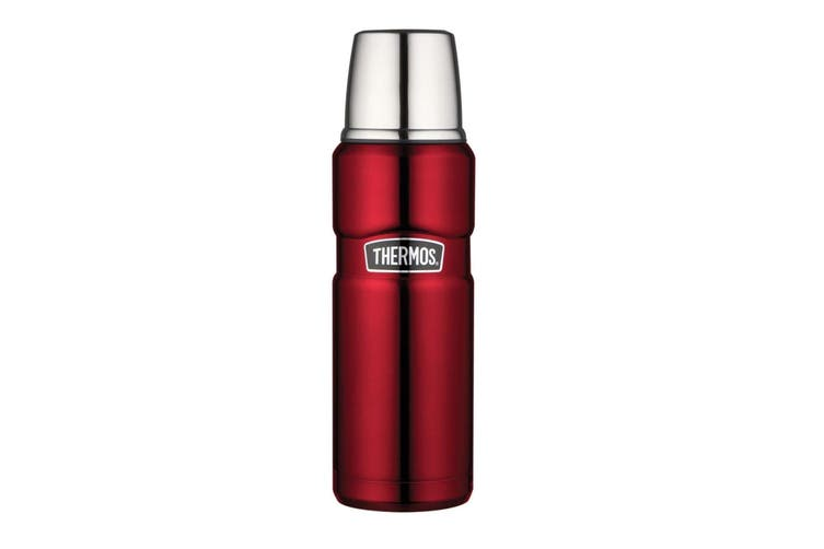 Thermos 470Ml Drink Bottle - Red