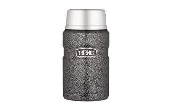 Thermos 710ml Food Jar - Grey Hammertone