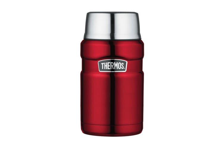 Thermos 710ml Food Jar - Red