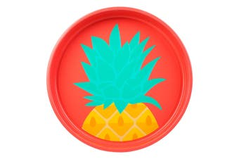 Sunnylife Round Tray Pineapple