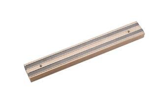 33Cm Magnetic Wood Knife Rack