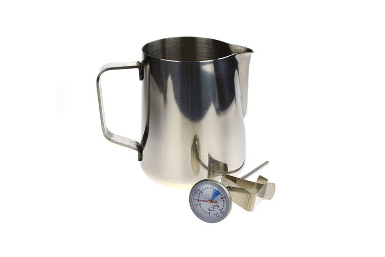 1 Litre Milk Jug And Thermometer Set